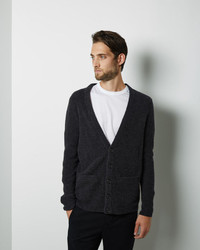 Band Of Outsiders Elbow Patch Cardigan