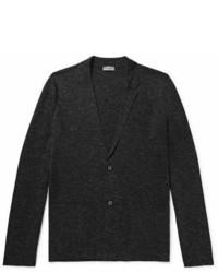 Mlange wool silk and linen blend cardigan medium 6983388