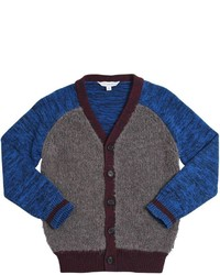 Little Marc Jacobs Tricot Boucle Cardigan