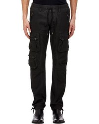 Ralph Lauren Black Label Canvas Cargo Pants