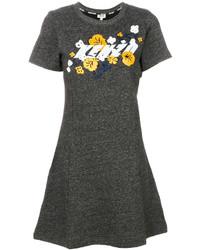 Kenzo Branded T Shirt Dress