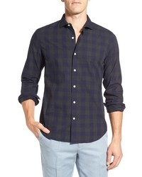 Fairbank slim fit check sport shirt medium 816260