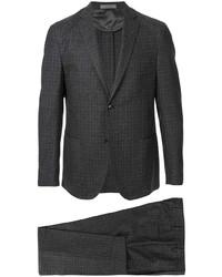 Corneliani Plaid Two Piece Suit