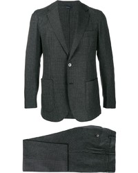 Tombolini Two Piece Check Suit