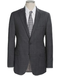 Jack Victor Verona Plaid Suit Wool