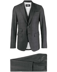 DSQUARED2 Checked Formal Suit