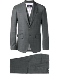 DSQUARED2 London Three Piece Suit