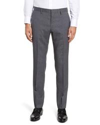 BOSS Genesis Check Wool Trousers