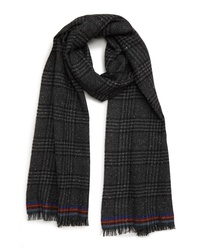 Paul Smith Neppy Check Scarf