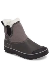 Keen Elsa Chelsea Waterproof Faux Fur Lined Boot