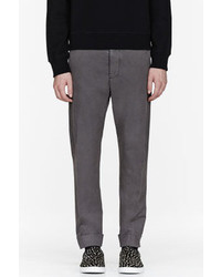 DSquared 2 Grey Sexy Chino Trousers