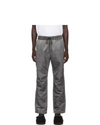 John Elliott Black Nicasio Himalayan Trousers