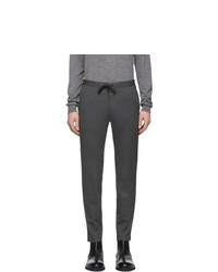 BOSS Grey Banks Trousers
