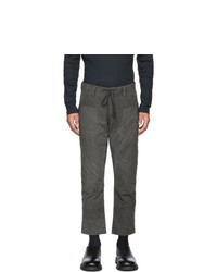 Stay Made Grey Carpenters Patch Trousers
