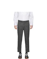 N. Hoolywood Grey Classic Trousers