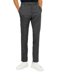 Topman Lock Mono Skinny Trousers