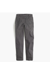 J.Crew Petitecropped Pant In Stretch Chino