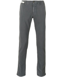 Stonewashed chino trousers medium 3676647