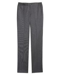 Nordstrom Verona Elastic Waist Wool Trousers