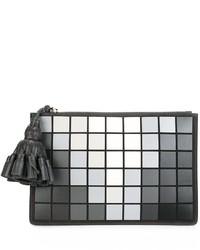 Anya hindmarch georgiana giant pixel clutch medium 1197025