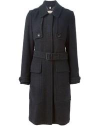 Burberry Brit Belted Coat