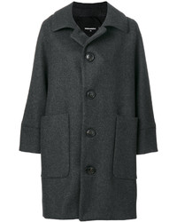 Dsquared2 Buttoned Coat