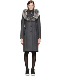 Mackage Grey Mila Coat