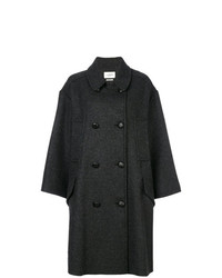 Isabel Marant Etoile Isabel Marant Toile Flicka Double Breasted Coat