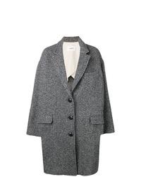 Isabel Marant Etoile Isabel Marant Toile Oversized Coat
