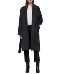 AllSaints Lara Long Coat