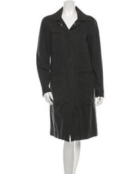 Maison Margiela Mm6 By Maison Martin Margiela Denim Knee Length Coat