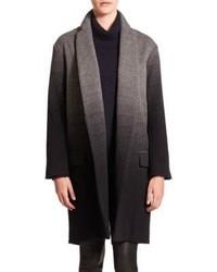 Nicholas Ombr Wool Coat