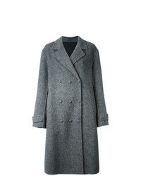Alexander Wang Oversized Double Breasted Coat