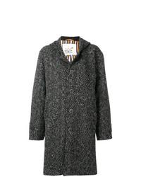 Ermanno Gallamini Oversized Long Sleeved Coat