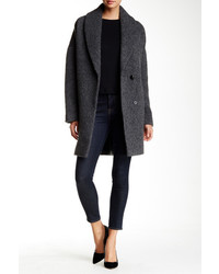 7 For All Mankind Shawl Collar Coat