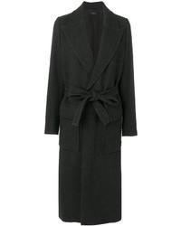 Slim fit belted coat medium 5275921