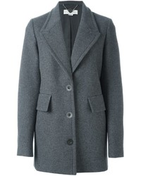 Stella McCartney Peaked Lapel Coat