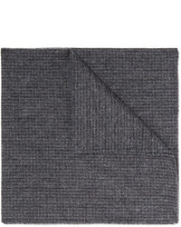 Oliver Spencer Mlange Cotton Pocket Square