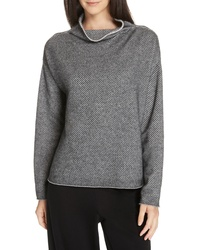 Eileen Fisher Cashmere Wool Sweater