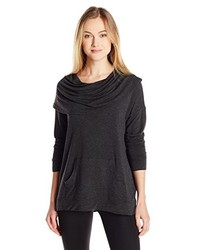 Kensie Drapey French Terry Pullover