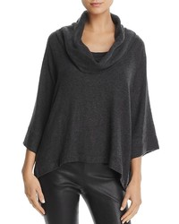 Three Dots Oversized Cowl Neck Sweater