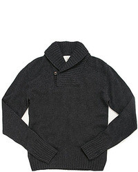 11c9cfedc57a Charcoal Cowl-neck Sweaters for Men
