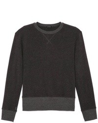 Charcoal Crew-neck Sweater