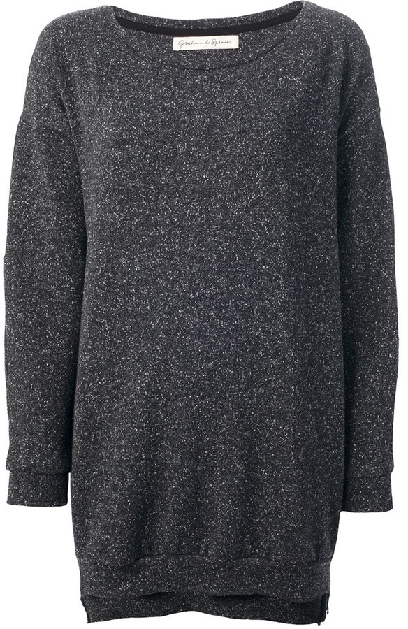 Graham & Spencer Boat Neck Sweater