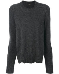 Clash knitted sweater medium 4395332