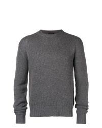 Prada Collar Insert Sweater