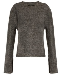 Ellery Valentine Crew Neck Wool Sweater