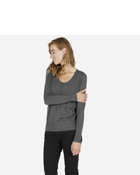 Everlane The Luxe Sweater U Neck
