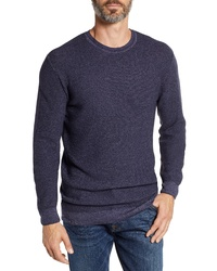 Stone Rose Fit Wool Sweater