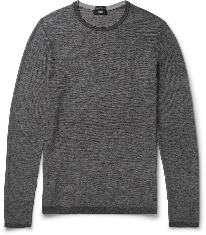 Hugo Boss Hamlett Cotton Sweater | Where to buy & how to wear